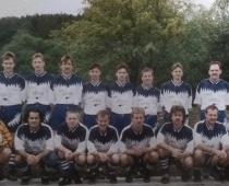 12.06.1995 4-2 gg. Huttingen Aufstieg Bezirksliga